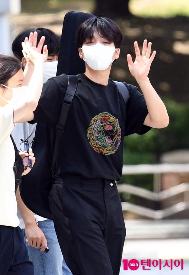 [TEN 포토] 정세운 '고막남친의 스윗함'