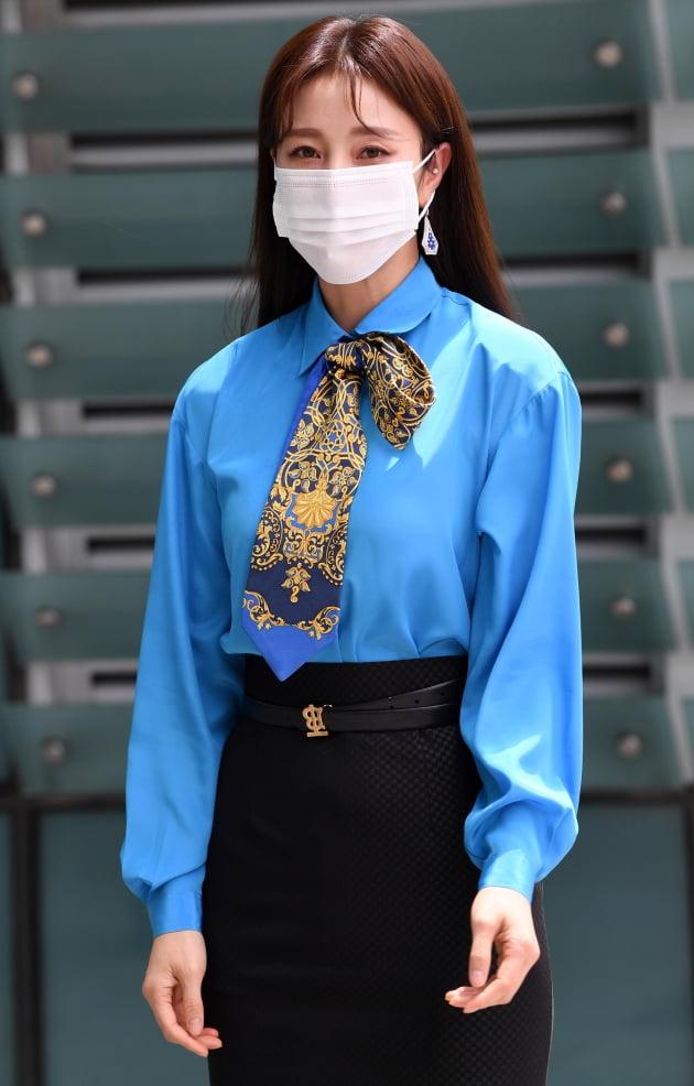 [TEN 포토] 안혜경 '방부제 미모 발산'