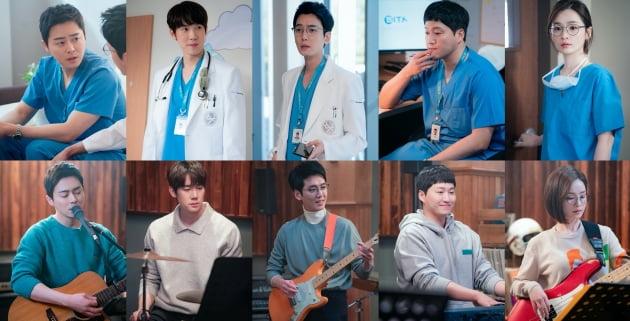 /사진=tvN 목요드라마 '슬기로운 의사생활' 시즌2 스틸