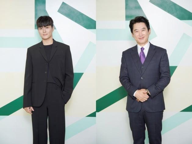 '월간 집' 정건주, 김원해./사진제공=JTBC
