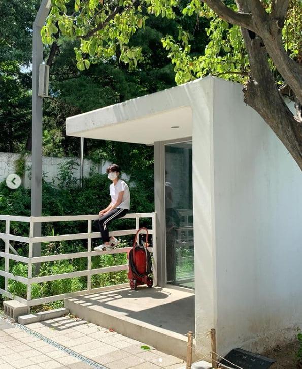 정동원, 삐약이의 학교끝...과즙美 팡팡[TEN★]