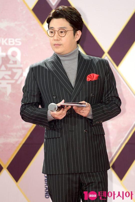 리포터 김태진/ 사진=텐아시아DB