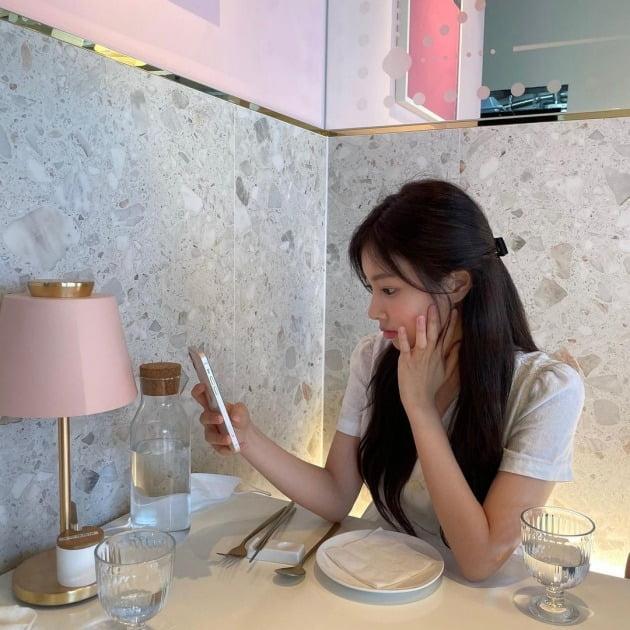 사진=강혜원 인스타그램