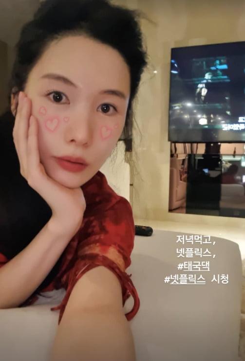 재벌♥신주아, 대저택에서 우기시즌 맞는 태국댁[TEN★]