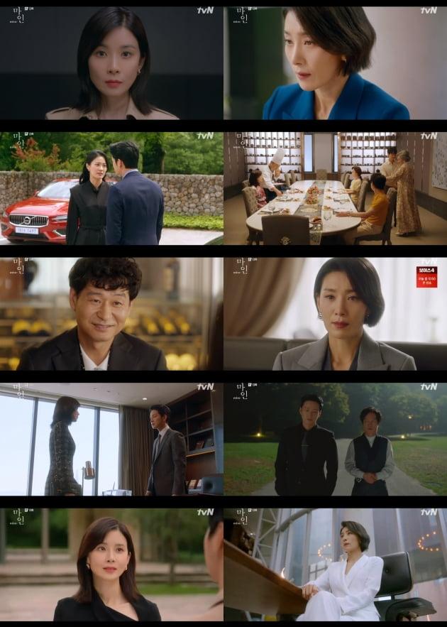 /사진=tvN 토일드라마 '마인' 방송화면
