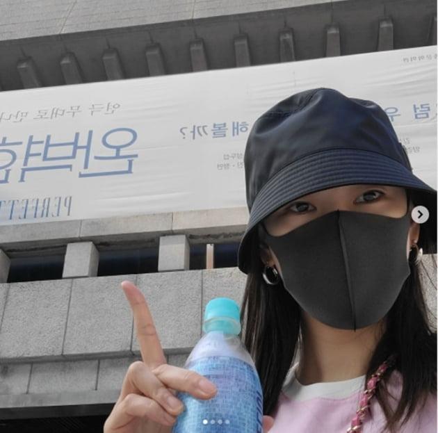 한혜진 / 사진 = 한혜진 인스타그램