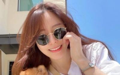 """'박성광♥' 이솔이 """"부족한 엄마라 미안""""…왜?"""