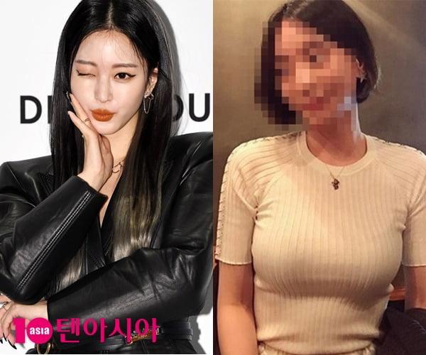 배우 한예슬(왼쪽), 남양유업 창업자 외조카 황하나/ 사진=텐아시아DB, 인스타그램
