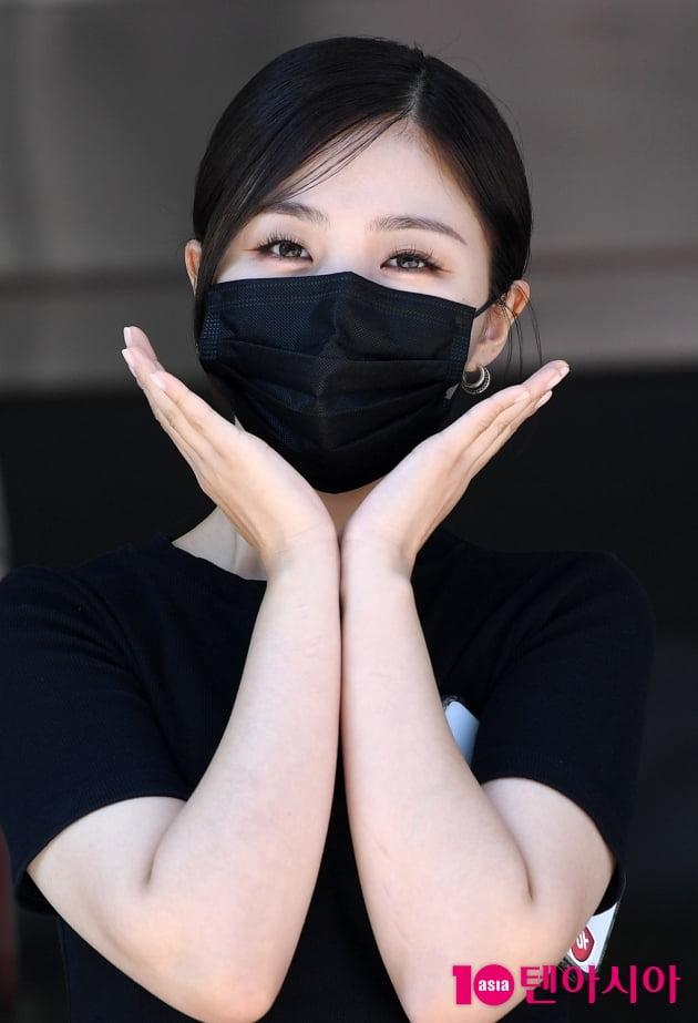 [TEN 포토] 박혜원 '눈에 빛나는 별'