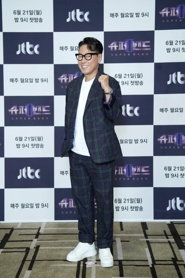 '슈퍼밴드2' 윤종신/ 사진=JTBC 제공