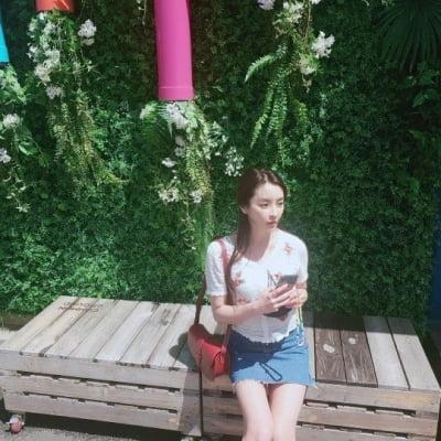 '강타♥' 정유미, 살 너무 많이 빠진듯