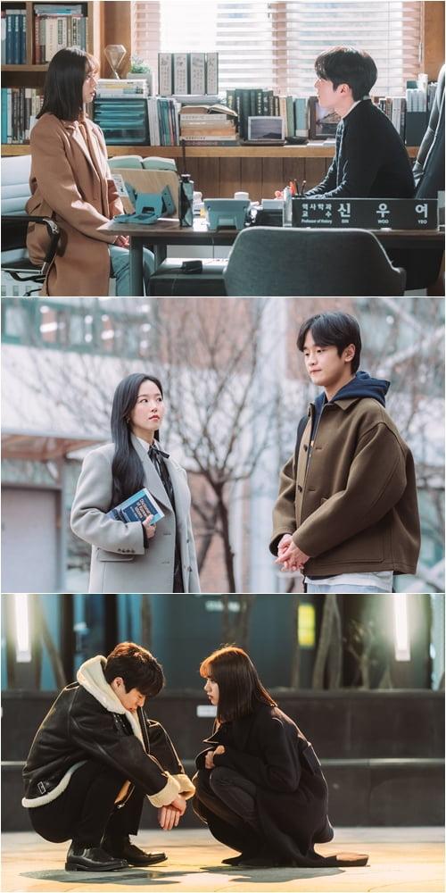 '간 떨어지는 동거' 스틸컷/ 사진=tvN 제공