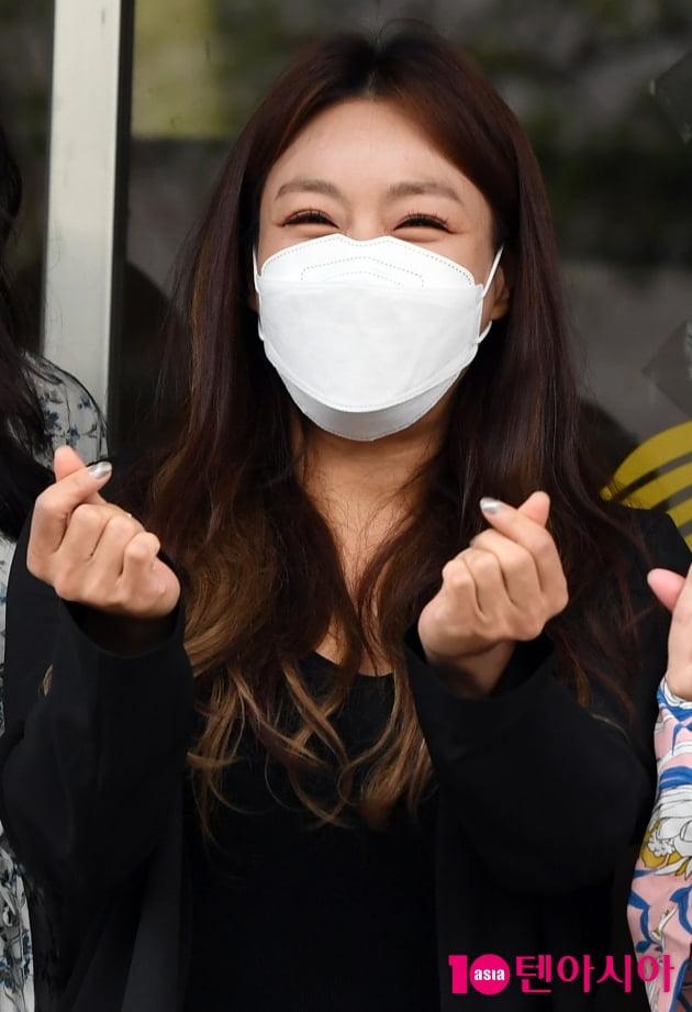 [TEN 포토] 빅마마 이영현 '행복바이러스 미소'