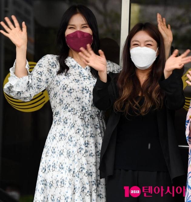 [TEN 포토] 빅마마 신연아-이영현 '이게 얼마만야~'