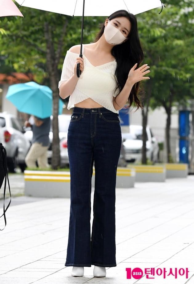 [TEN 포토] 브레이브걸스 민영 '쇄골미인'