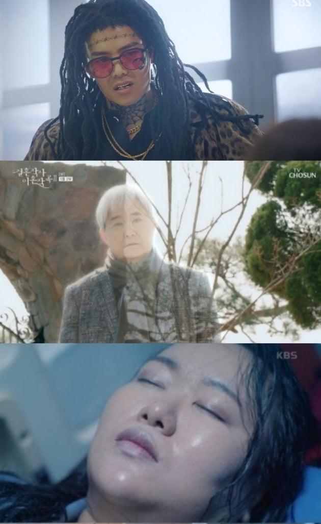 '펜트하우스3', '결사곡2', '오케이 광자매' ./사진제공=SBS, TV조선, KBS