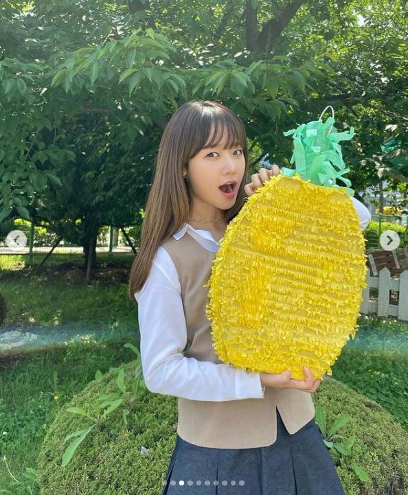 위키미키 최유정, 인형같은 만찢녀[TEN★]