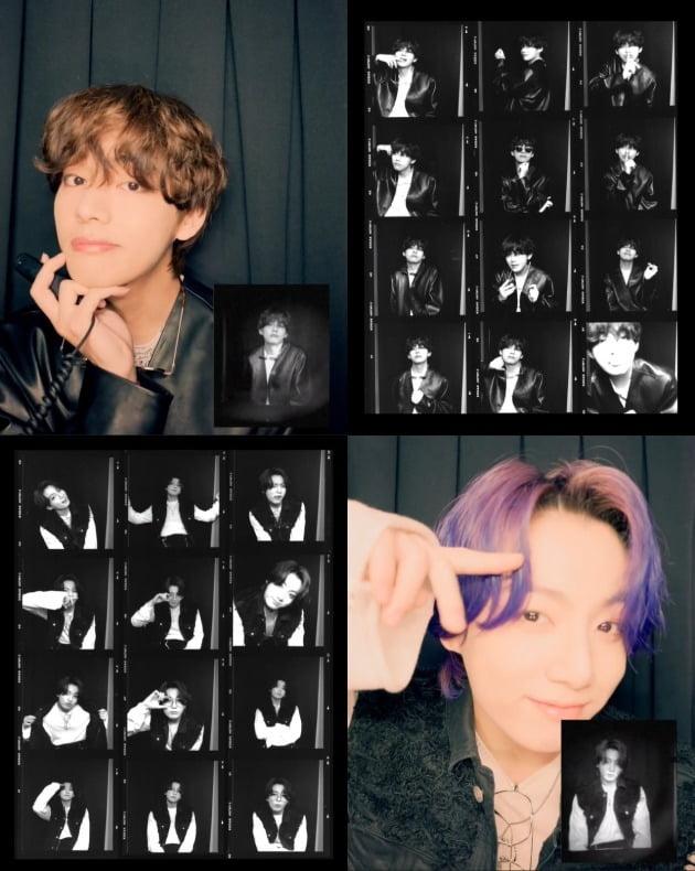 그룹 방탄소년단이 싱글 CD 'Butter' 발매를 앞두고 새로운 콘텐츠를 공개했다. / 사진제공=빅히트엔터테인먼트