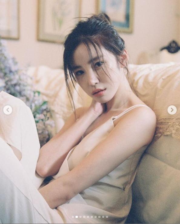 전효성, 이렇게 예뻐도 되는 겁니까[TEN★]