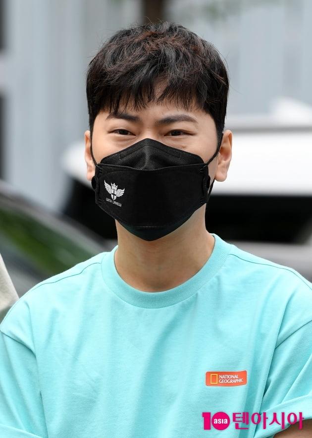 [TEN 포토] 라포엠 박기훈 '섹시한 눈빛'