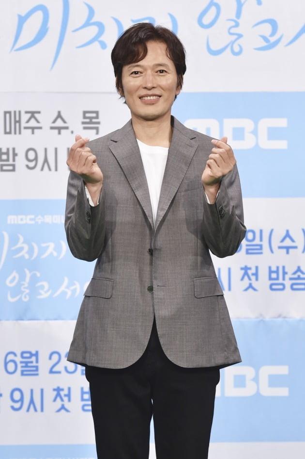'미치지 않고서야' 배우 정재영./사진제공=MBC