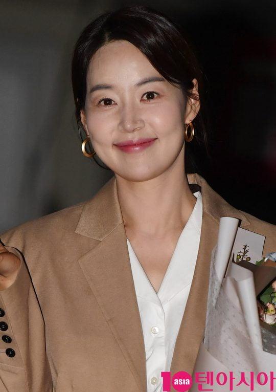 배우 한지혜/ 사진=텐아시아DB