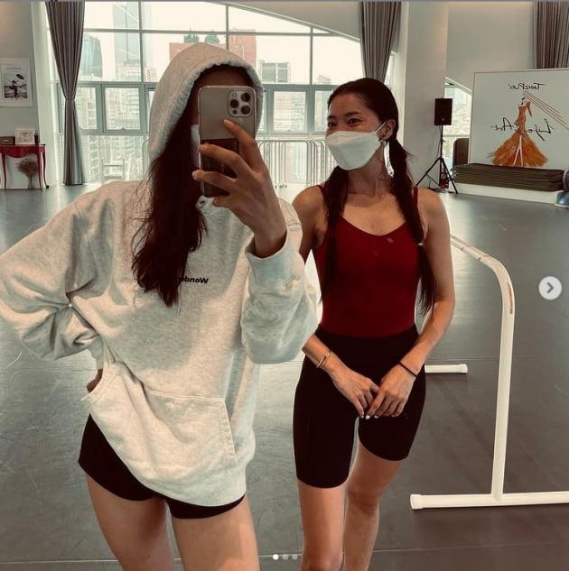 /사진 = 오윤아 인스타그램