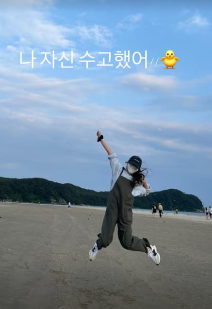 가수 아이유/ 사진=인스타그램