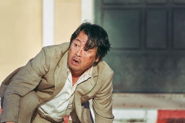 영화 '모가디슈' 스틸 / 사진제공=롯데엔터테인먼트