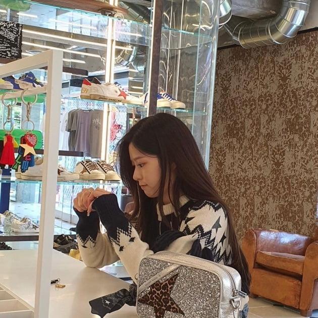 사진=김민주 인스타그램