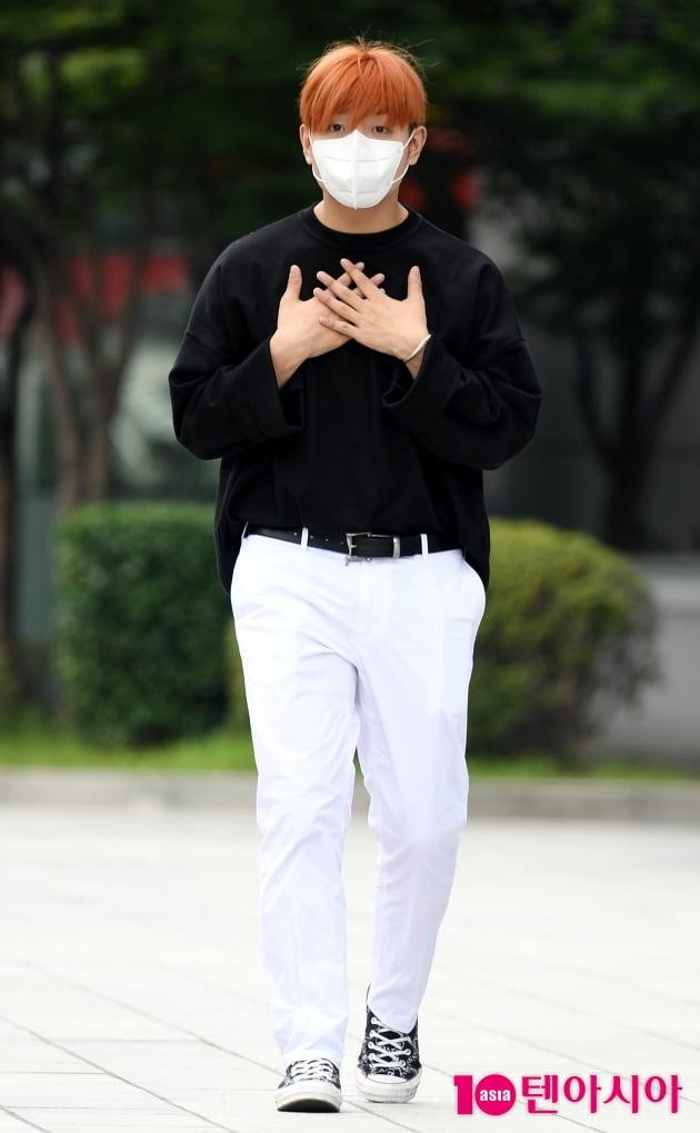 [TEN 포토] 샘김 '저 부르셨어요?'