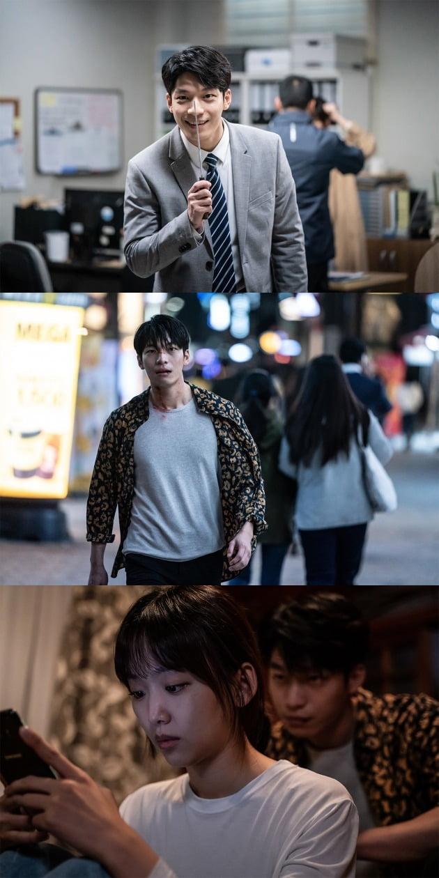 영화 '미드나이트' 스틸 / 사진제공=티빙, CJ ENM
