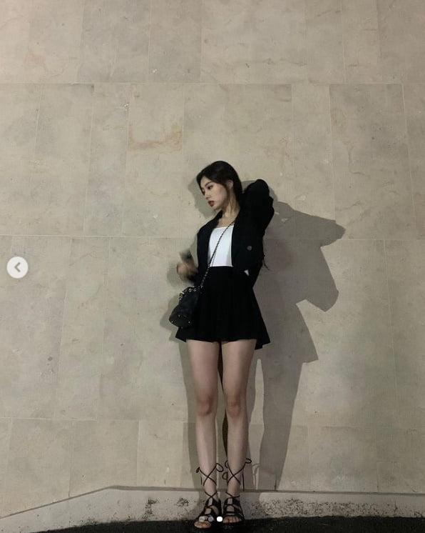 강혜원, 미모가 반칙이야![TEN★]