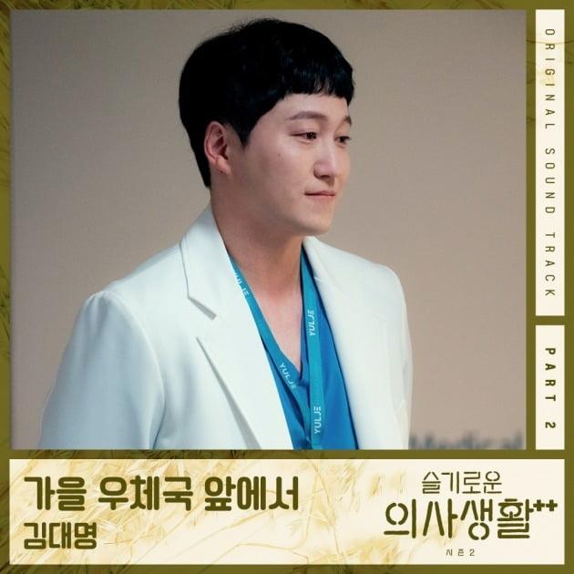 '슬의생2' OST ./사진제공=스튜디오 마음C