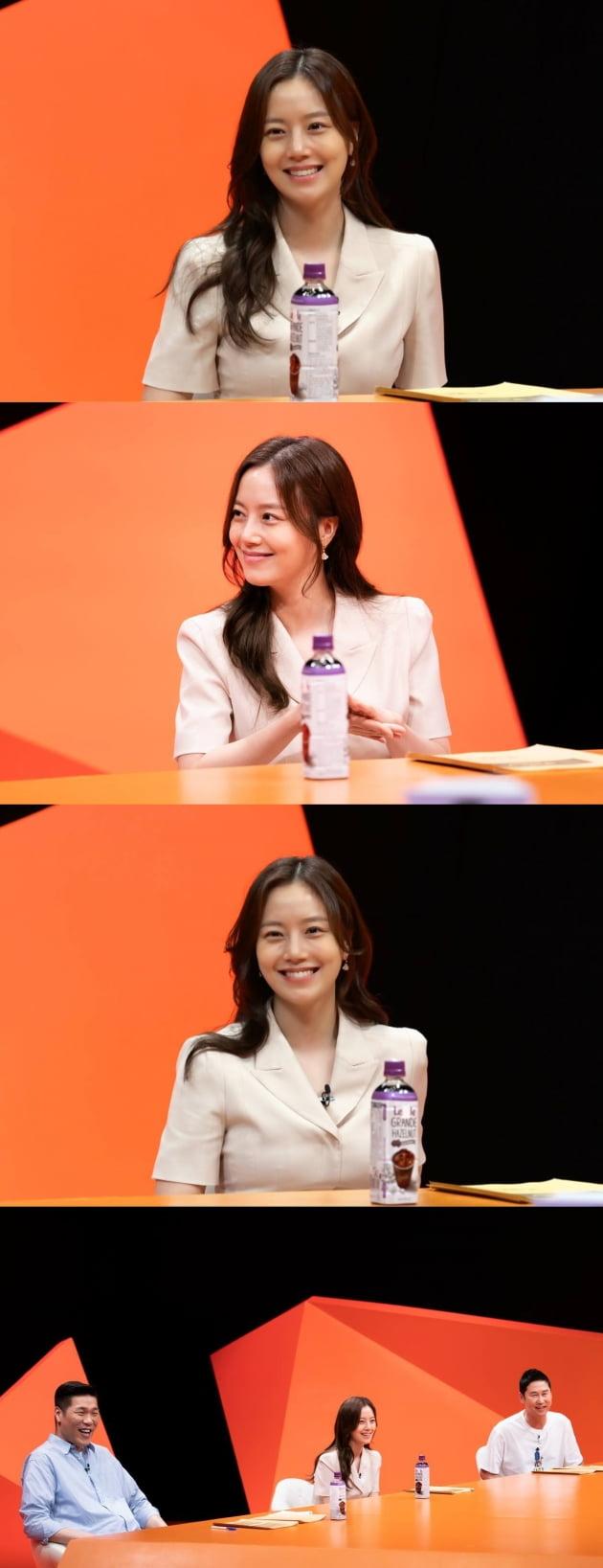 '미우새' 문채원/ 사진=SBS 제공