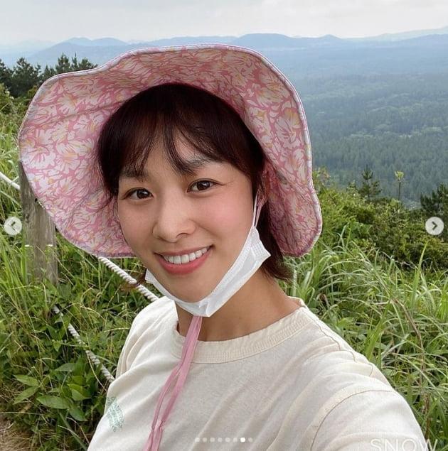 /사진 = 장신영 인스타그램