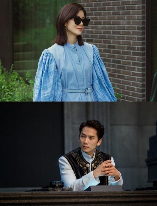 '마인' 이보영(위), '악마판사' 지성(아래)./사진제공=tvN