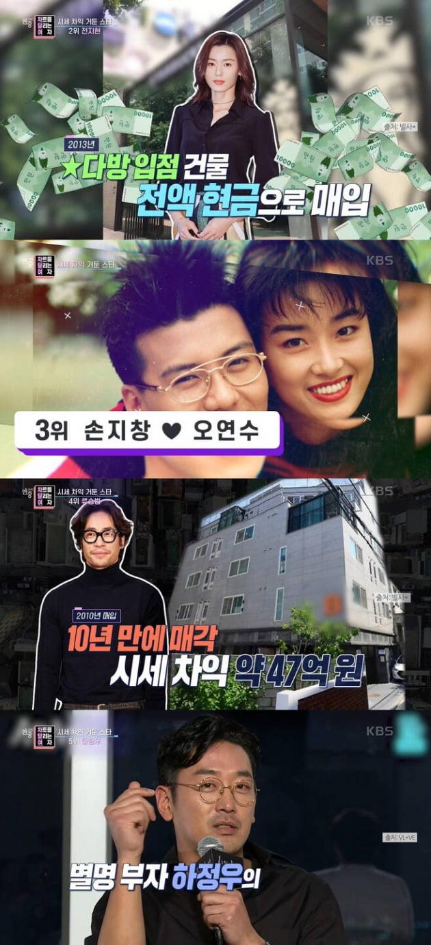 사진=KBS '연중라이브' 방송 화면.