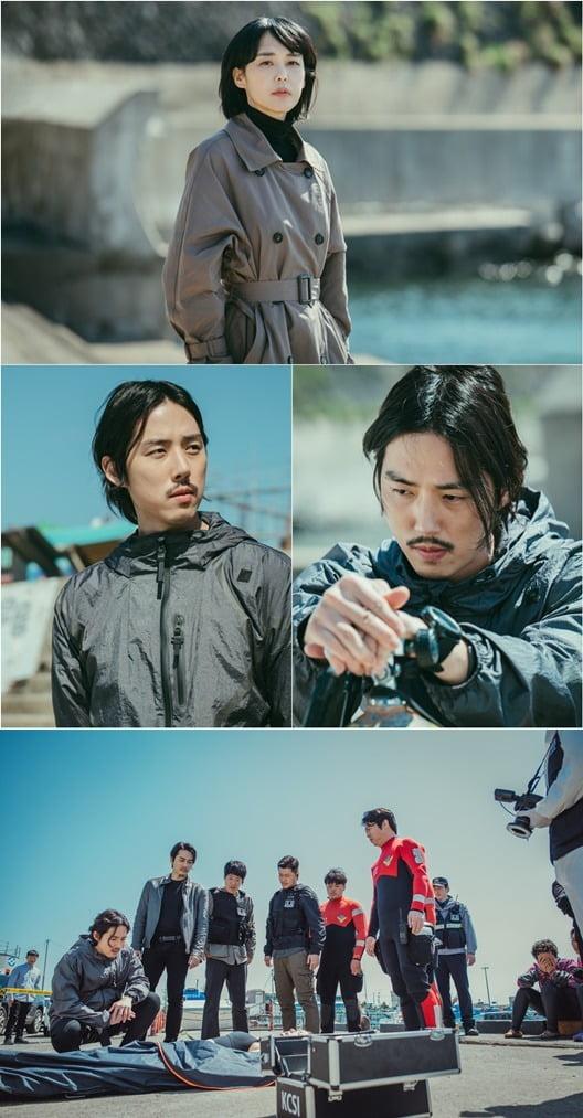 '보이스4' 스틸컷./사진제공=tvN