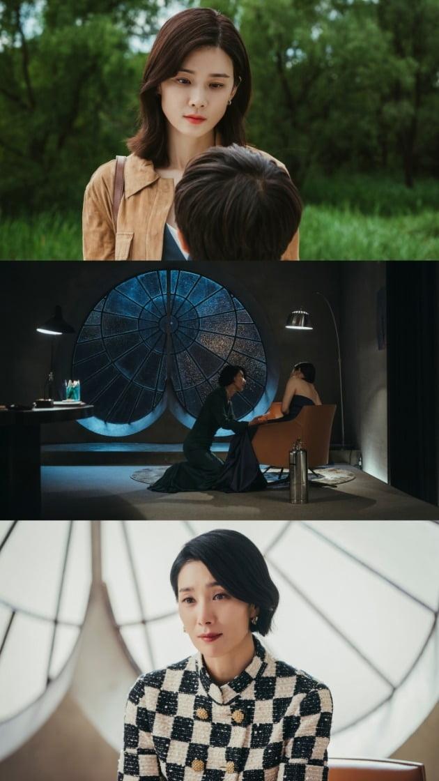 '마인' 스틸 / 사진제공=tvN
