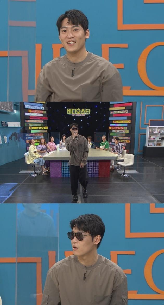 '비디오스타' 존박 / 사진 = MBC에브리원 제공