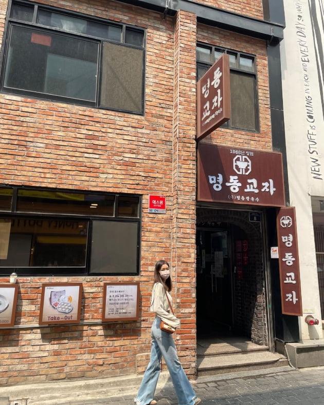 '-13kg' 김빈우, 크롭티로 드러낸 허리…바디 화보 촬영 후 자신감UP [TEN★]