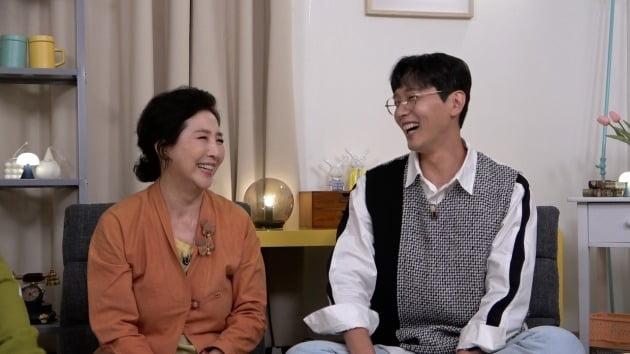 '옥문아들' 고두심, 지현우./사진제공=KBS