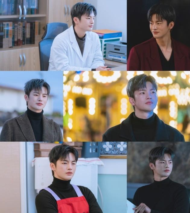 '멸망' 서인국./사진제공=tvN