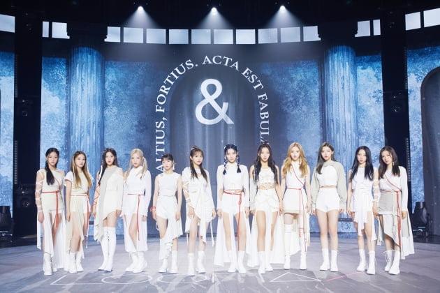 그룹 이달의소녀 /사진 = 블록베리크리에이티브
