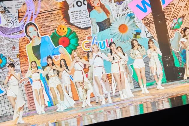 그룹 이달의소녀 /사진 = 블록베리크리에이티
