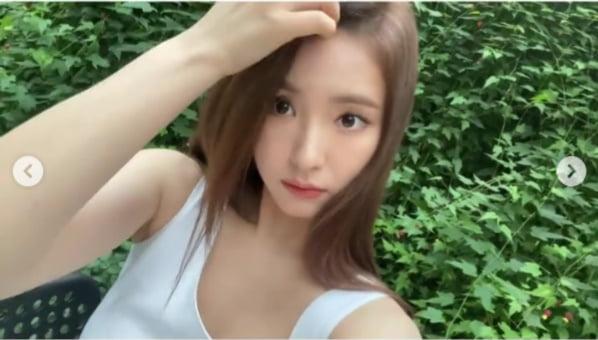 신세경, 완벽 미모와 신비로운 분위기[TEN★]