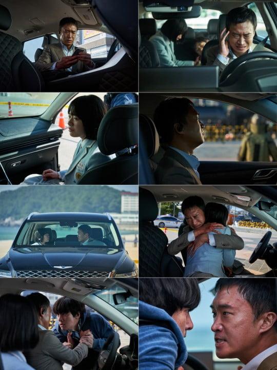 '발신제한' 미공개 스틸 공개…'40만 앞둔 흥행의 이유'