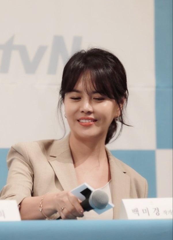 '마인' 백미경 작가./사진제공=tvN