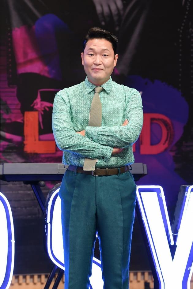 가수 싸이 /사진 = SBS '라우드'